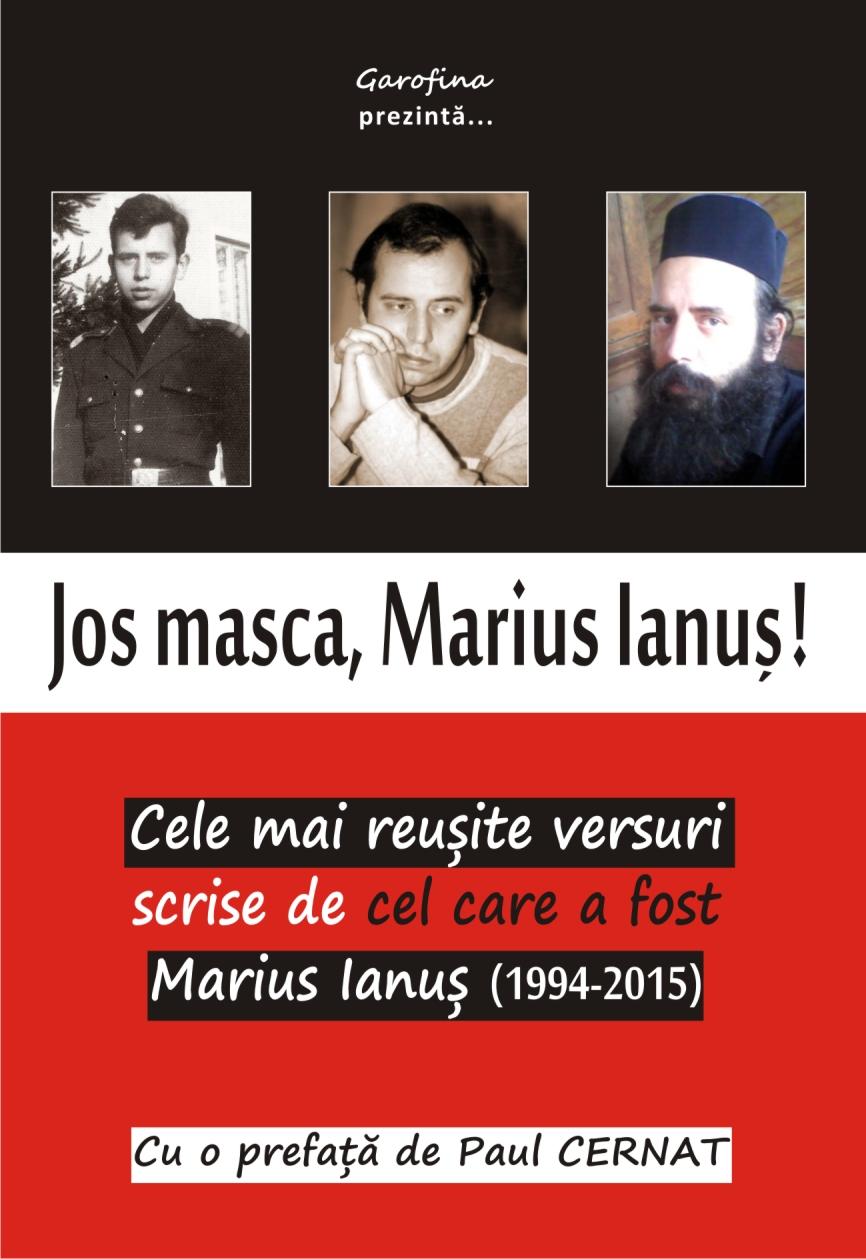 "Jos masca, Marius Ianuș!"""